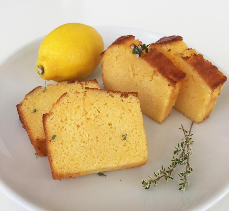 シャレトンネ レモンドリズルケーキ